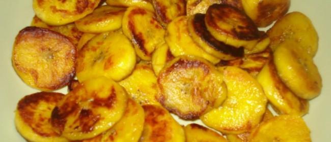 Aloko ou bananes plantain frites