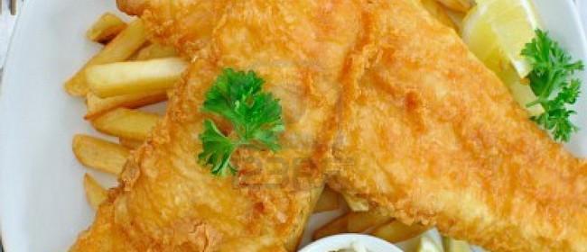 Les fameux Fish & chips